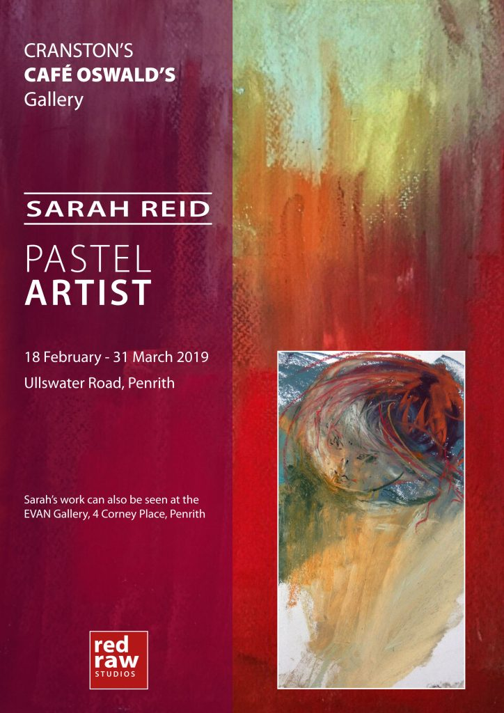Sarah Reid Exhibition at Cranston's